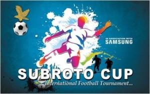 Image : Subroto Cup facebook page