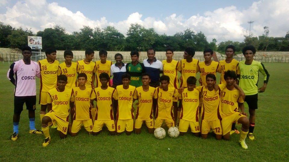 Image Courtesy : Kerala Coach Purushothaman Thekkathara T G's facebook profile.
