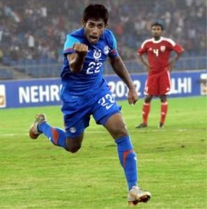 Syed Rahim Nabi, IMG - Reliance, Football,  IPFCA, I-league