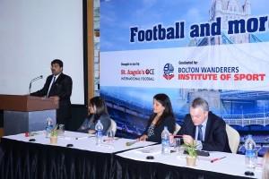 Bolton Wanderers, Mumbai, St. Angelo's