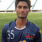 Alwyn George, Football, Pailan Arrows, IMG - Reliance, ISL, India, Football