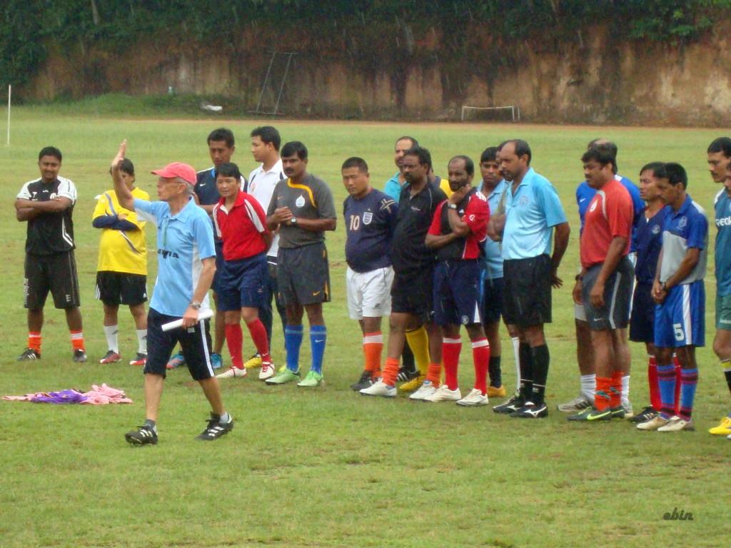 Thiruvananthapuram, AIFF, AFC, A License, Certificate