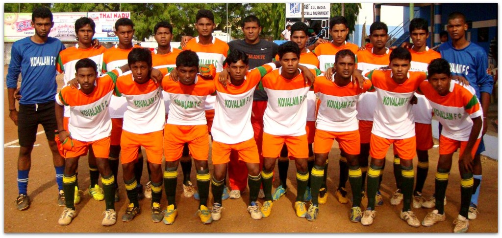 Ebin Rose, Kovalam FC, India, Football, Indianfootball, Grassroots, Kerala, Football, Academy, Thirvananthapuram, Soccer