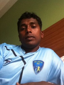 N.P Pradeep, Football, I-league, Mumbai FC, Idukki, Mahindra, Mohun Bagan, Mumbai Tigers, IndianFootball, Socceer, League
