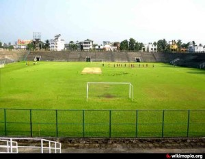 Kanchenjunga Stadium, Siliguri, West Bengal, Football, FIFA, Friendly
