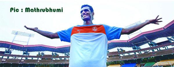 Vineeth CK, സി. കെ വിനീത് , Indianfootball, Kerala, Kannur, Football, Soccer, KSEB, Viva Kerala, Bengaluru FC, United SC