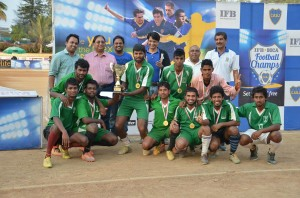 IFB, Boca Juniors, Football, Soccer, Indian, Junior Champs, Al Ameen
