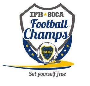 IFB, Boca Juniors, Football, Soccer, Indian, Junior Champs,
