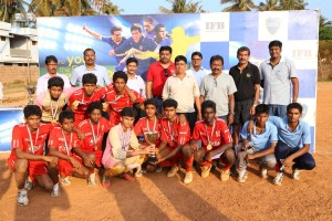 IFB, Boca Juniors, Football, Soccer, Indian, Junior Champs, Kozhikode, Malappuram