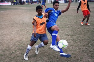 EDU Football League, Chak Muglani, Punjab, Indianfootball, Football, North, Academy, YFC