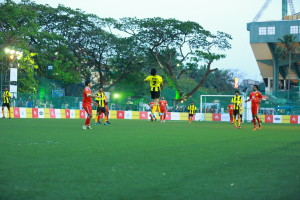 O Jogo Bonito , Kochi, Football, Bulldog Sports Ventures, Amateur, Soccer, India, Mammooty