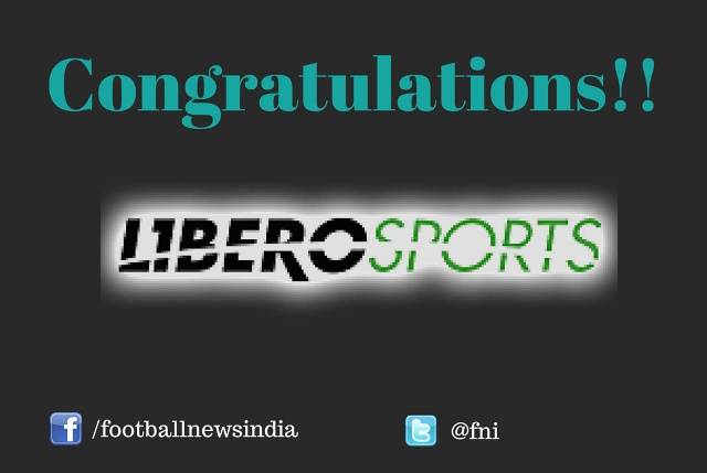 Libero Sports, Football, Soccer, Football Business Awards, 2014, Business, Awards