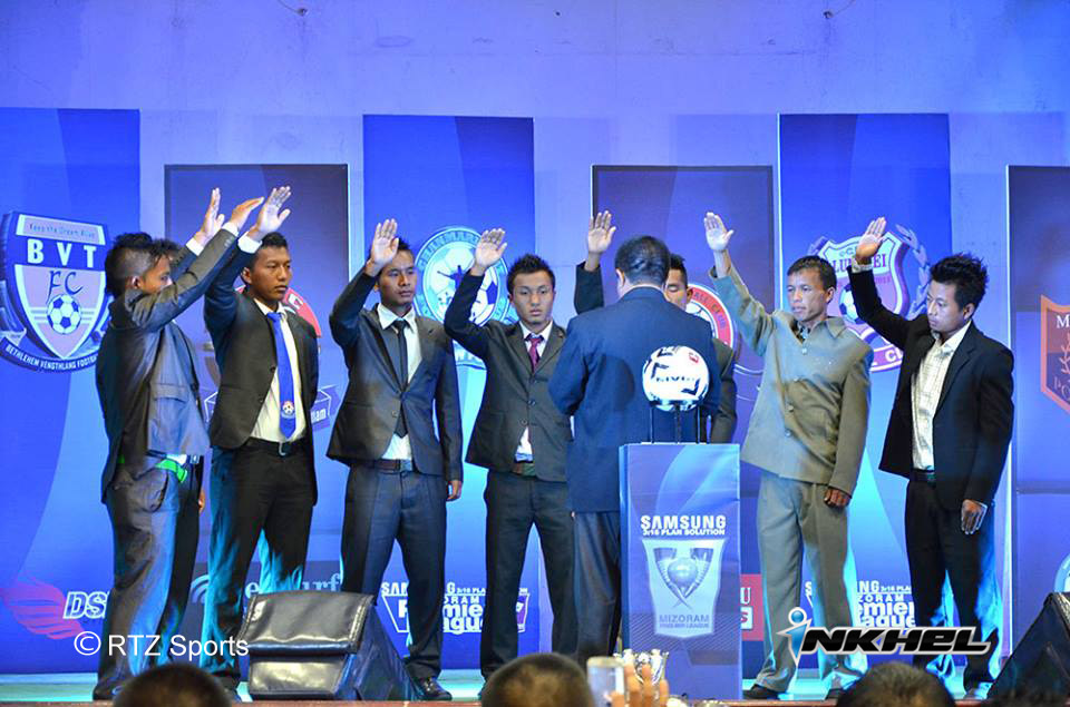 Mizoram Premier League, Football, Mizoram, League, Chanmari West FC, Dinthar FC, Reitlang FC, Bethlehem Vengthlang FC, Aizawl FC, Chanmari FC, Mizoram Police FC, Lunglei FC, North East, Soccer, MPL