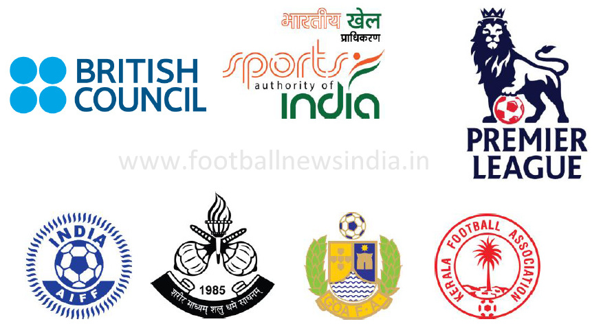 British Council, Football, Kerala, Thrivananthapuram, Premier League, Goa, SAI, LNCPE, Referee, Coaching, Coaches, Fulham, Aston Villa, Tottenham, Scudamore
