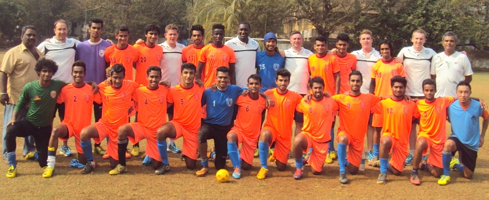 Emile Heskey, Football, Mumbai, PIFA, PIFA Colaba, Foundation, Emile Heskey, Leicester City FC