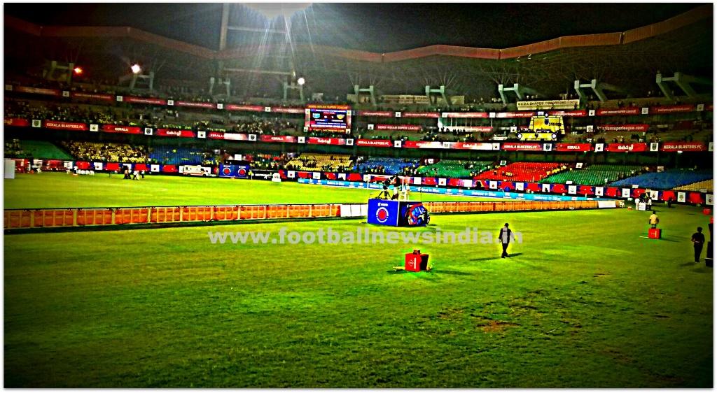 Kochi, Football, Jawahar Lala Nehru Stadium, JN, Kaloor, Soccer, U-17, World Cup, FIFA, Mather, Kerala Football Association, KFA, Natural turf, FIFA, 2017 U-17 World Cup