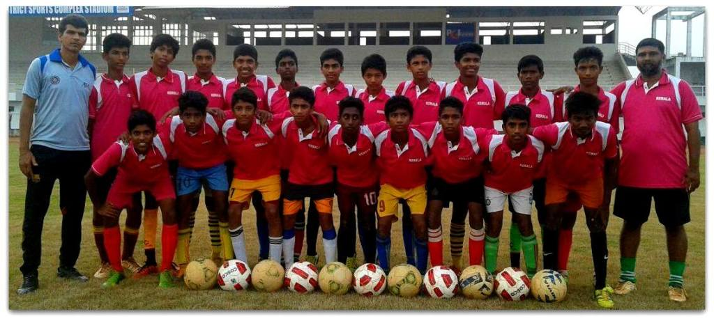 Sub-Junior, Football, National, Championship, The Coca Cocla Cup, 2014-15, AIFF, Soccer, U-17, World Cup, Scouting, Zonal, Final, Round, South Zone, Kerala