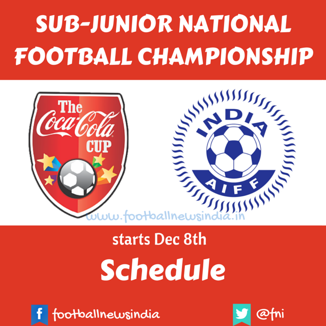 Sub-Junior, Football, National, Championship, The Coca Cocla Cup, 2014-15, AIFF, Soccer, U-17, World Cup, Scouting, Zonal, Final, Round
