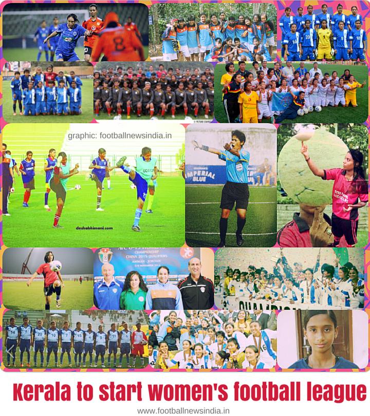Kerala, football, women, girs, soccer, wayanad,