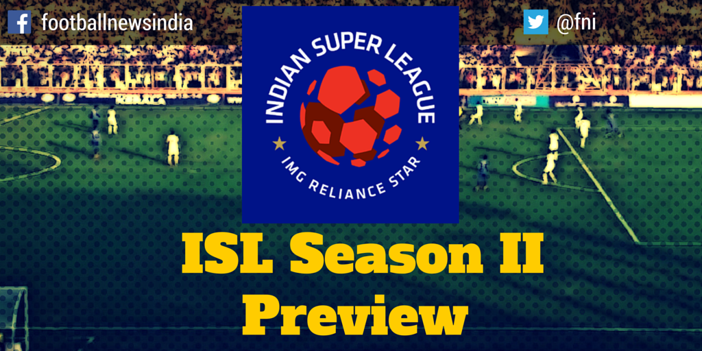 ISL Season II Preview