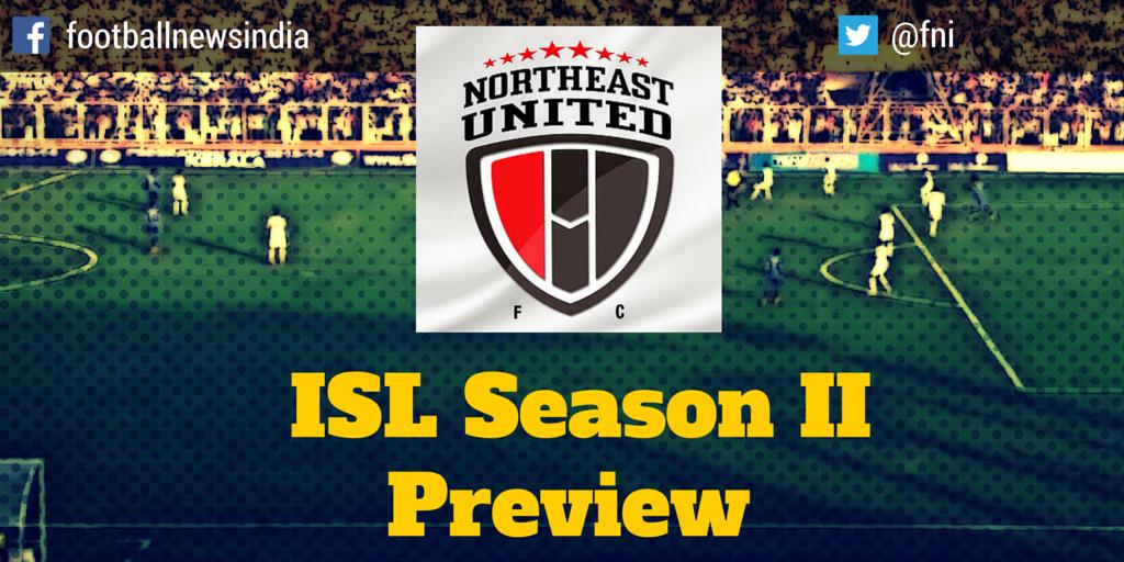 North East United, Hero ISL, Indian Super league, Season, 2, II, Football, Soccer, League, India
