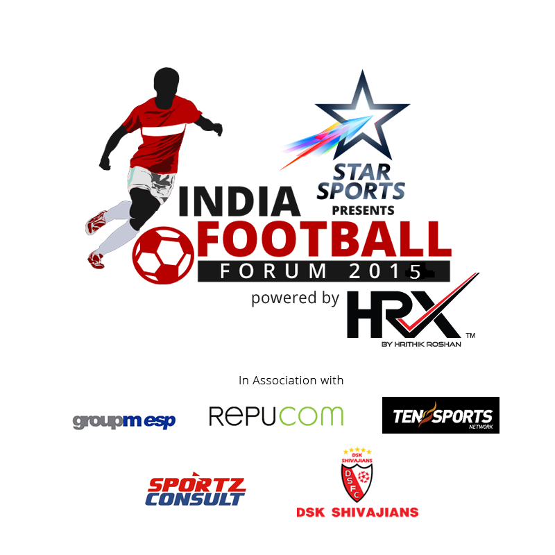 India Football Forum 2015, Indian Football, Star Sports, Football, Soccer, India,  Sports, Industry, Mumbai