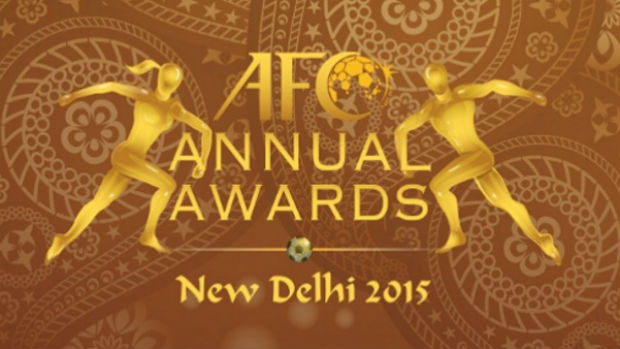 AFC, Asia, Football, Awards, Soccer, India, New Delhi