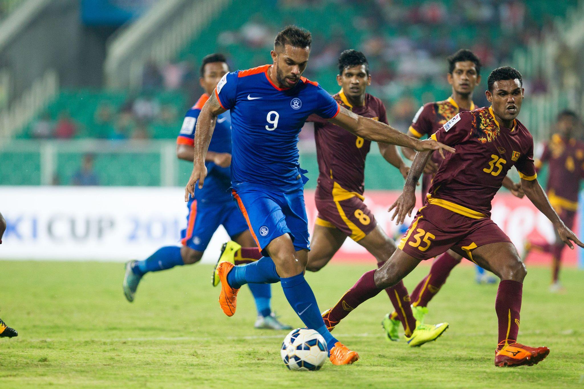 Robin Singh, Football, SAFF Suzuki Cup, Sri Lanka, Bengaluru FC, I-league, AFC Cup