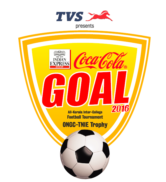Goal, Football, Tournament, college, Kerala, Football, Soccer, Indian Express, TVS, Inter-college