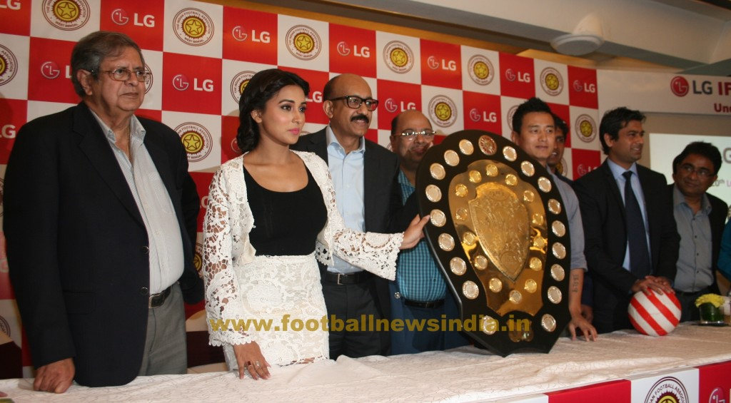 IFA, LG Electronics, India, Football, U-19, Soccer, FA Shield, Tournament
