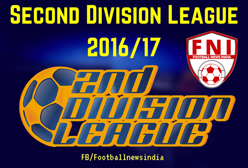 Second Division League 2016/17, Football, India, 2nd, division, Fateh Hyderabad, Lonestar, Kashmir, Real Kashmir, Neroca, Pride Sports, Kenkre, Ozone, Sudeva FC, Mohammedan Sporting, Southern Samity,