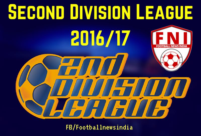 Second Division League 2016/17, Football, India, 2nd, division, Fateh Hyderabad, Lonestar, Kashmir, Real Kashmir, Neroca, Pride Sports, Kenkre, Ozone, Sudeva FC, Mohammedan Sporting, Southern Samity,